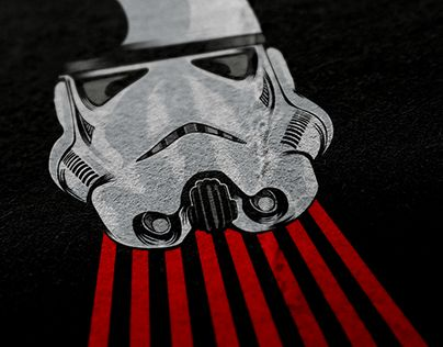 """Check out new work on my @Behance portfolio: """"Stormtrooper poster """" http://be.net/gallery/32783227/Stormtrooper-poster-"""