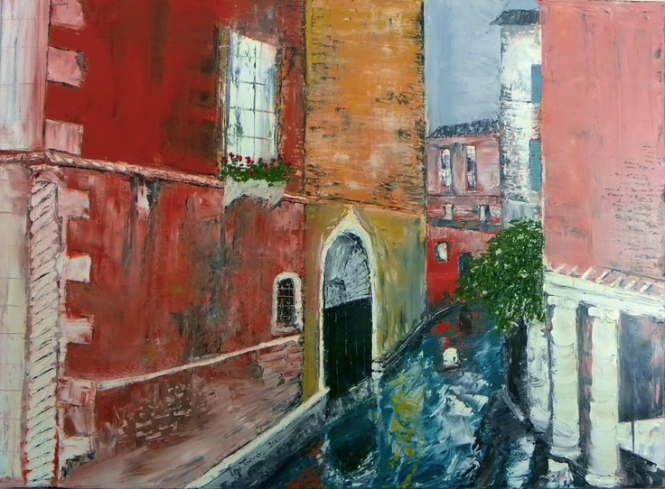 Venice the magic city