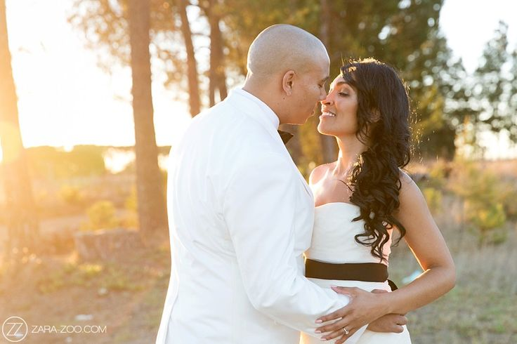Wedding couple photos at Nooitgedacht Estate by ZaraZoo Photography.
