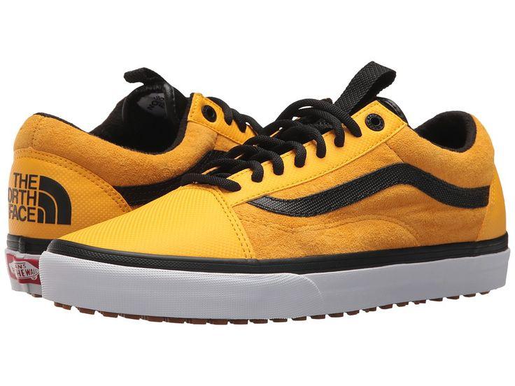 vans old skool jaune moutarde