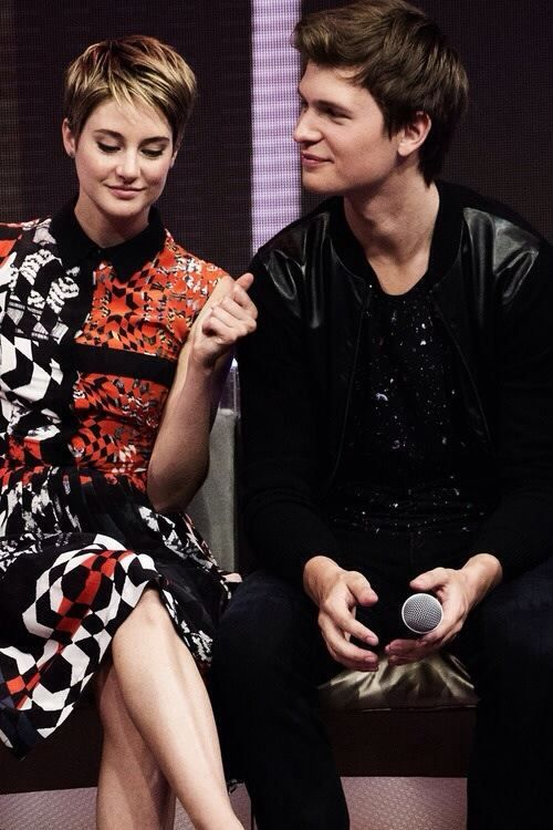 are shai and ansel dating