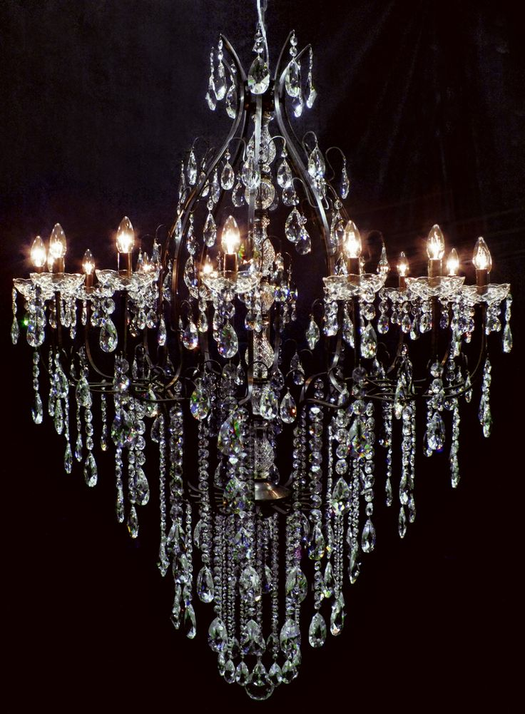 4582 best Chandeliers & LIGHTING! images on Pinterest | Crystal ...
