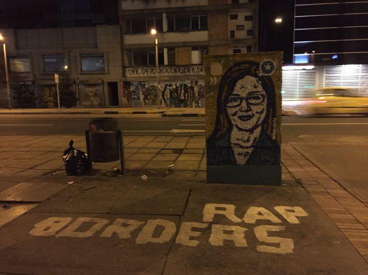 Toxicómano, Carrera 15 Calle 83 #streetart #bogota