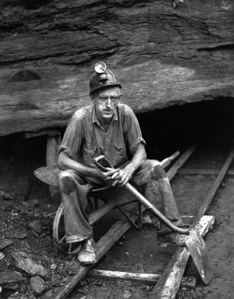 Appalachian People | Appalachia Ponderings: Ode to the Appalachian Coal Miner...