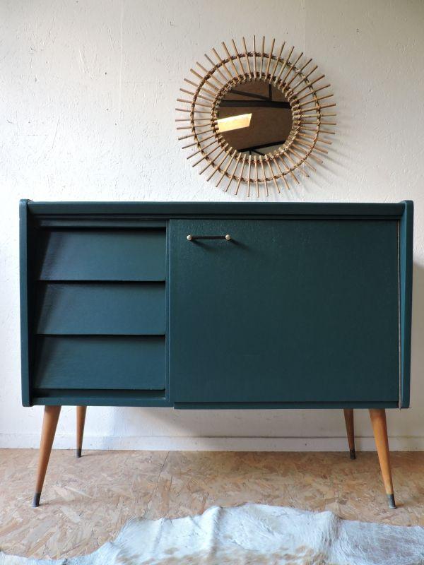 1112 best meuble vintage vintage furniture images on pinterest buffets salvaged furniture - Top deco meuble ...
