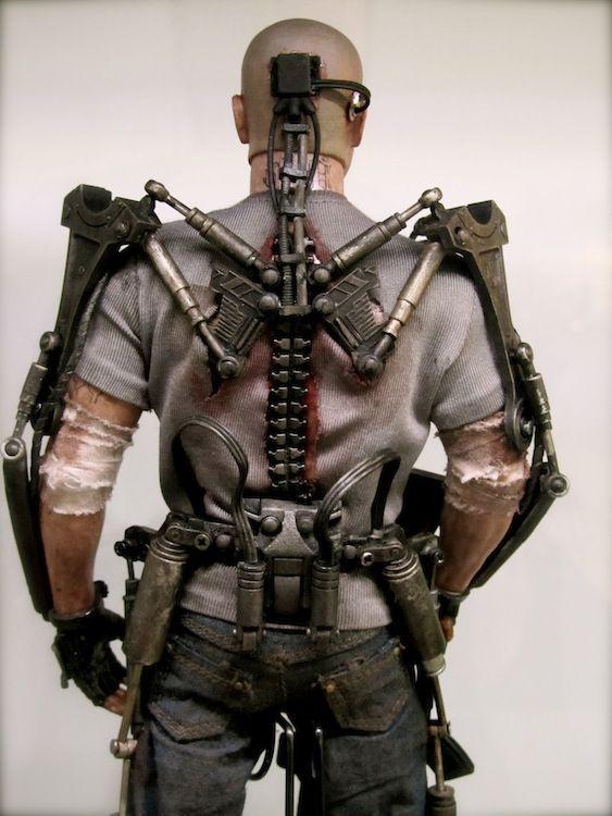 "(Science) Fiction, Fantasy, & Adventure ELYSIUM ""Max Da Costa"" update 21/12 - OSW: One Sixth Warrior Forum"
