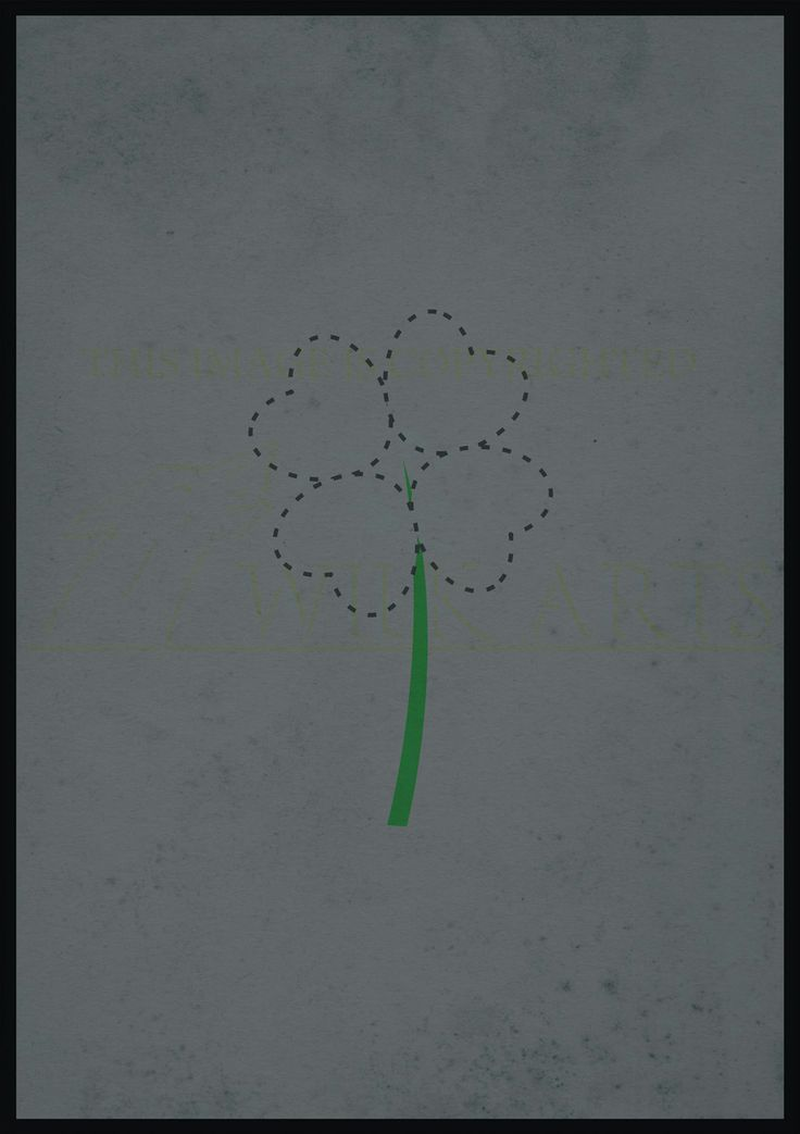 Buy this poster at: https://www.etsy.com/listing/189896547/metallica-no-leaf-clover-poster-print