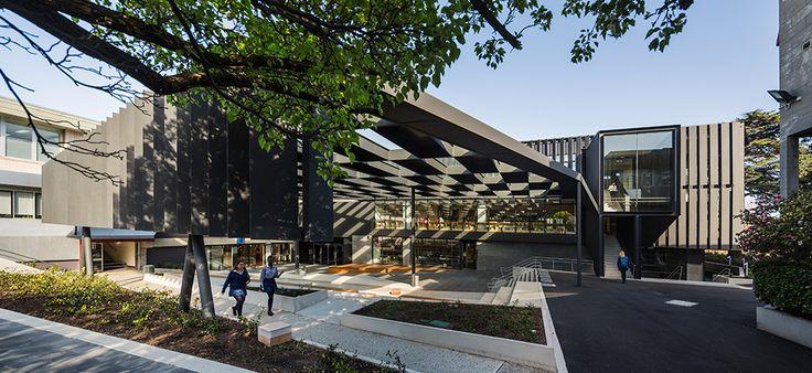 Mandeville Centre, Loreto Toorak   Architectus