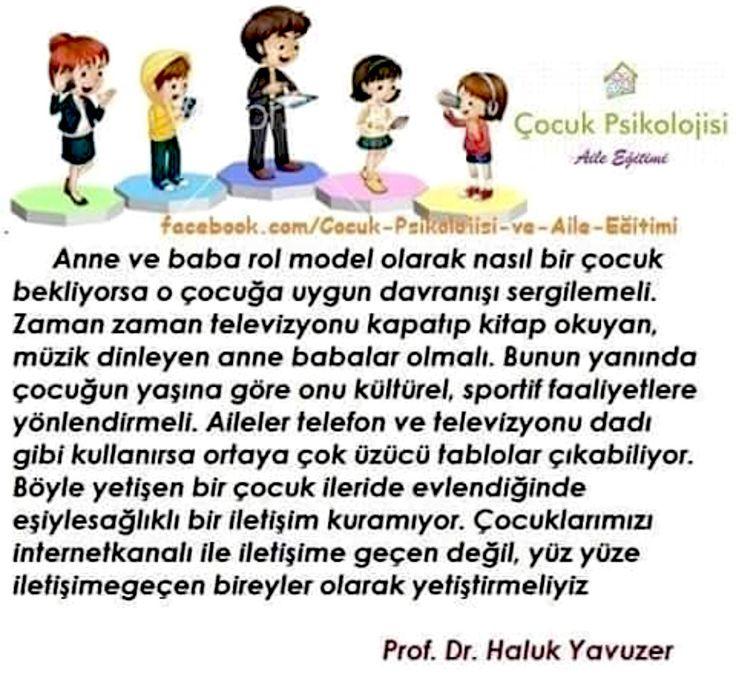 Prof. Dr. Haluk Yavuzer