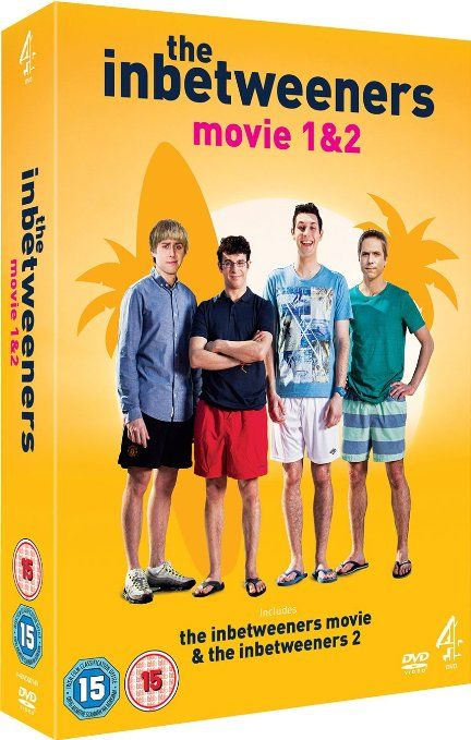 The Inbetweeners Movie 1 & 2 [DVD]: Amazon.co.uk: Simon Bird, Joe Thomas, James Buckley, Blake Harrison, Iain Morris, Damon Beesley: DVD & Blu-ray