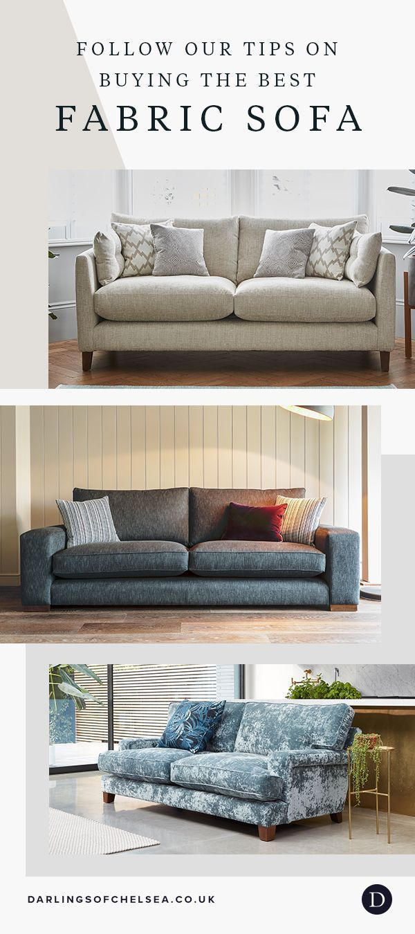What Fabric Sofa Is Best For You In 2020 With Images Fabric