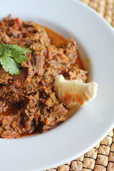 Beef Korma (Afghan Style)