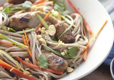 Soba Noodles Large