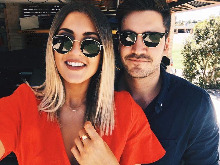 Jenny Gibson in RayBan RB3447 Round Metal Sunglasses #sunglasses #shades #fashion #streetstyle #bloggers #models #topmodels #gafas #gafasdesol #lunettesdesoleil #occhialidasole