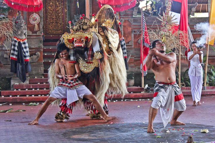 Barong and Kris Dance Bali