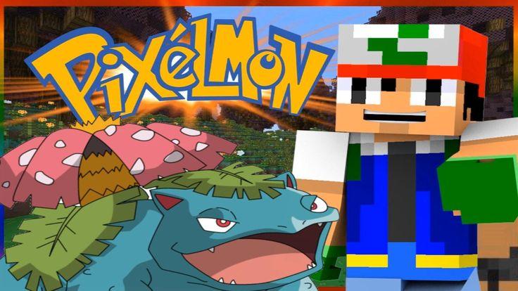 THE ELITE FOUR !!! - PIXELMON #11 (Pokemon Minecraft Mod) /W KILLERKEV