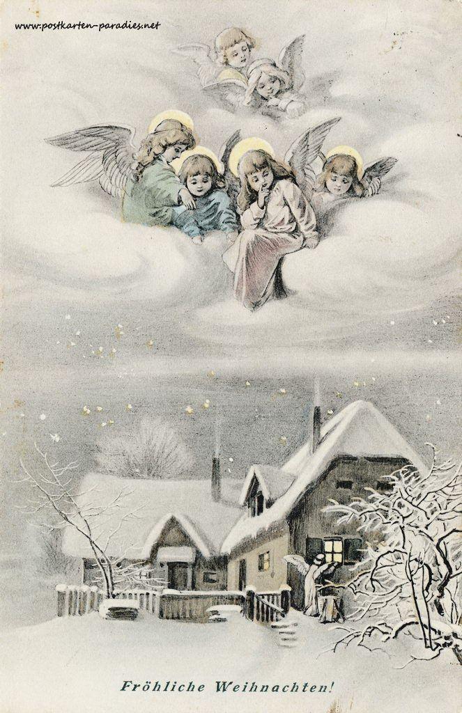 alte weihnachtskarten mit engeln besinnliche weihnachtsw nsche weihnachtsw nsche und