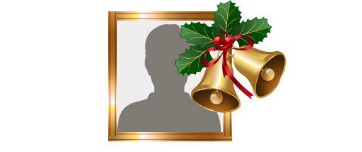 ¡Crea tu propia tarjeta navideña!