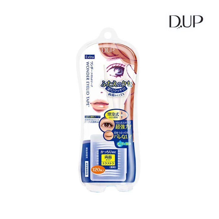 원더 아이리드 테이프 엑스트라 타입 D-UP Wonder Eyelid Tape Extra Type