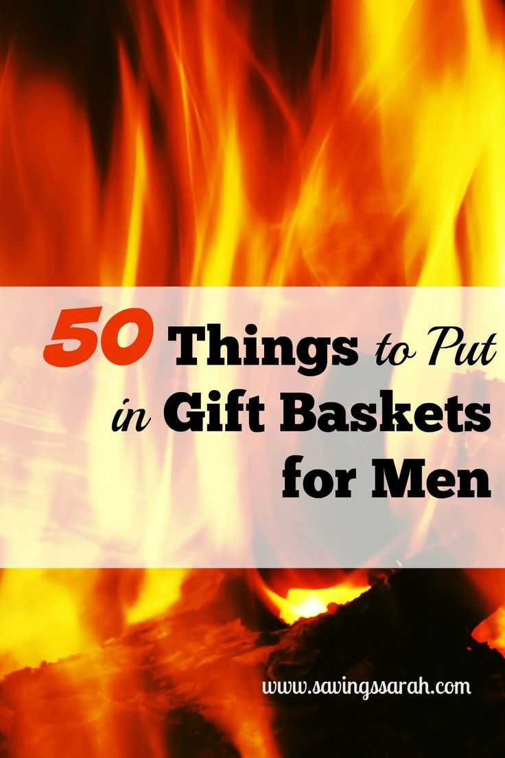 Need gift ideas for men, but having trouble coming up with good options. These 50 Things to Put in Gift Baskets for Men will be a big help. Take a look today.