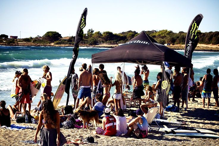 Surf School Event