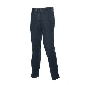 Nette pantalon van Club of Comfort. Broekzakken voor, broekzakken achter. De broek is voorzien van een elastische comfortband. Wasbaar in wasmachine.  De broek is van 85% katoen, 13% polyester en van 2% elastaan.