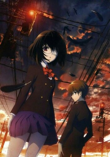 Another - One of the most unique story lines for an Anime I have come across, so creepy and always keeping you in suspense. Perfection!