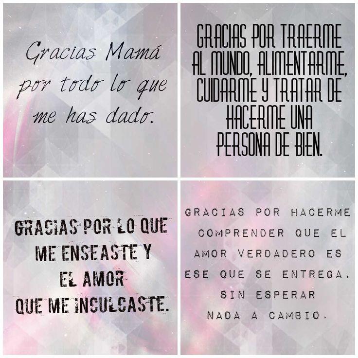 Feliz Día A Todas Madres Del Mundo.!!! Siéntanse Orgullosas de Lo que Son Porque es Lo Mas Hermoso De La Vida De Una Mujer