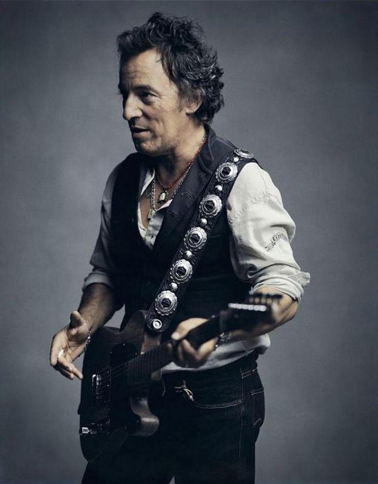 Bruce Springsteen by Mark Seliger