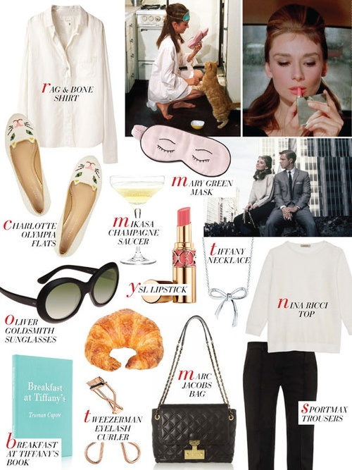 Breakfast at Tiffany's Holly Golightly