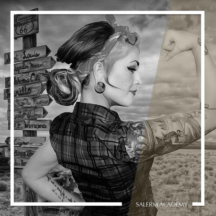 Mañana curso de Tatuaje en nuestras instalaciones en #Barcelona 📍  Formación 120 h en técnicas de TATUAJE 😉 100% subvencionada #SalermAcademy #HairStyle #Formacion #Tatuaje #Visajismo #Estetica #Salon #Educacion