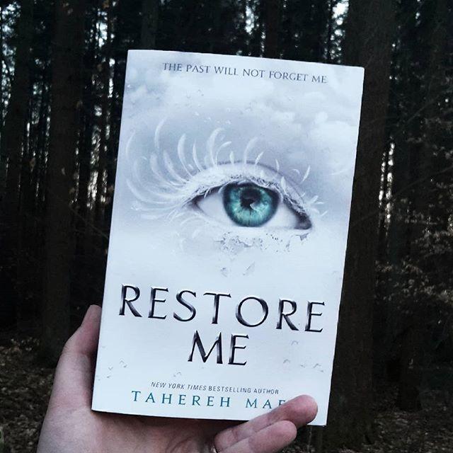 [pdf] Read Book Restore Me (Shatter Me, #4) Online Free