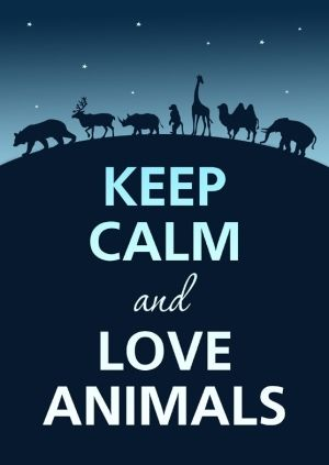 ... & Love Animals by meganinja