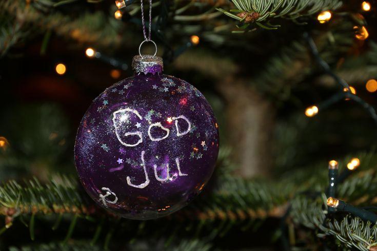 God jul alle sammen.