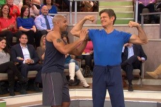 Get Your Booty Back in Shape With Shaun T - Penn Jillette's Incredible Weight Loss Was Not a Magic Trick | The Dr. Oz Show