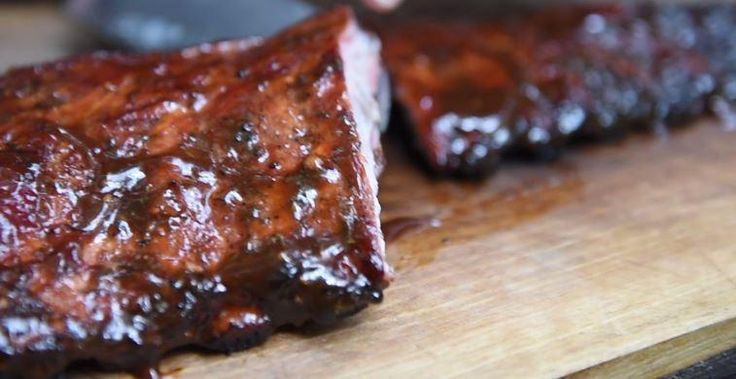 DJ BBQ's Memphis style ribs | The Independent