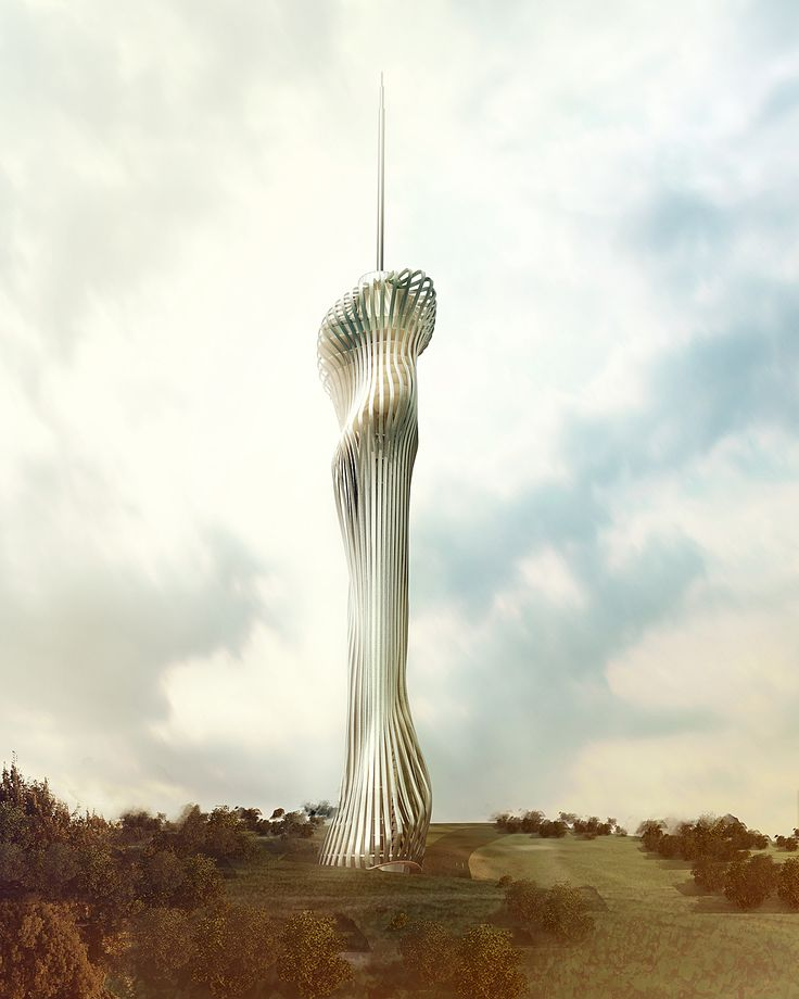 Located inÇamlica hill, the new communication tower competition entry byRTA is amasterpiecethat mixes sculpture and architecture in newly spirit. The new project is meant to replace dozens of irregular and ugly communications towers located on the Çamlıca Hill while also creating a symbol for contemporary Istanbul. More about the project comes after the jump. Courtesy …