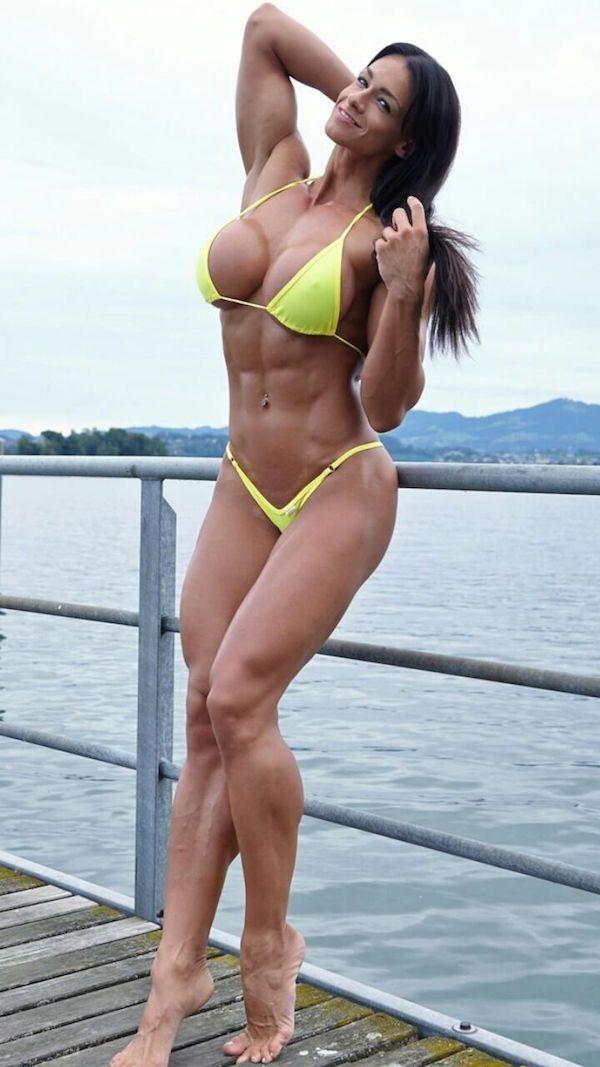 Big tit brunette sex