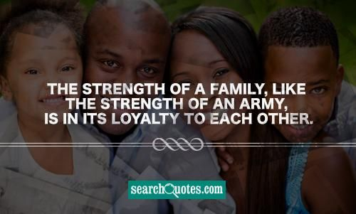 Quotes About Family Strength: 1000+ Ideas About Family Loyalty On Pinterest