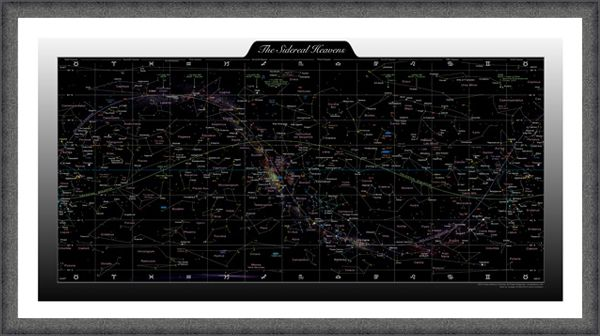 Sample Star Chart