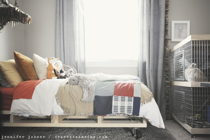 boy's room: Cute Boys, Woods Y Boys, Kids Room, Boys Inspiration, Little Boys Rooms