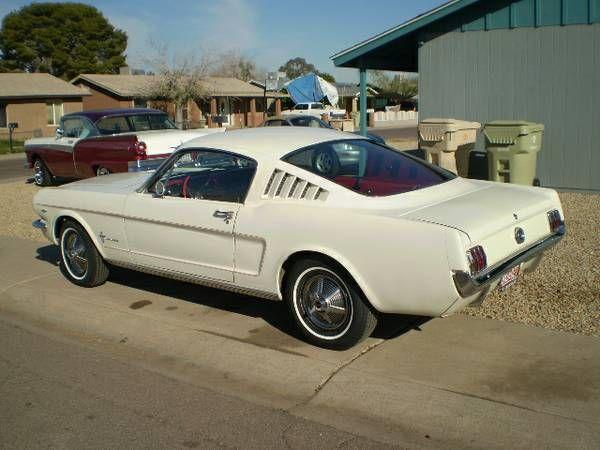 '65 Mustang Fastback - Phoenix   craigslist   Adrenaline ...