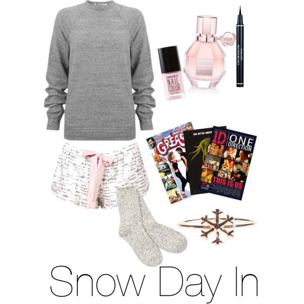 Snow Day In