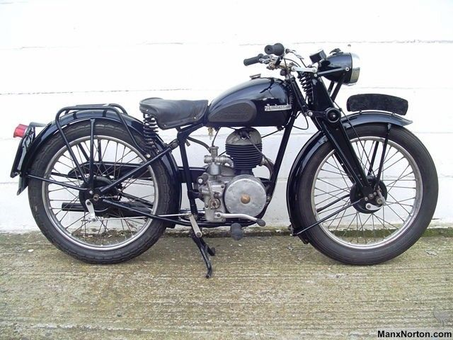 Classic English Motorcycles Of The 1940s 50s And 60s Sheldon S Emu Motorcycle Motorcycle Vintage Beautiful Bike