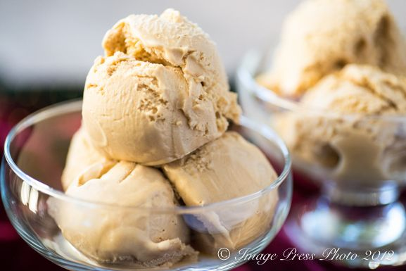 Brown Sugar-Bourbon Ice Cream-4