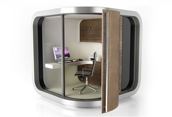 OFFICE POD - Need this in South Africa....