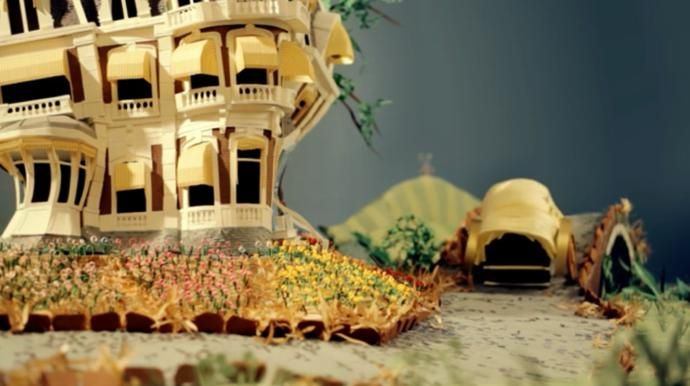 WATCH: Paper Animation