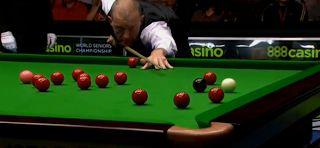 Snooker, my love: World Seniors Championship 2013 - Steve Davis champion once more