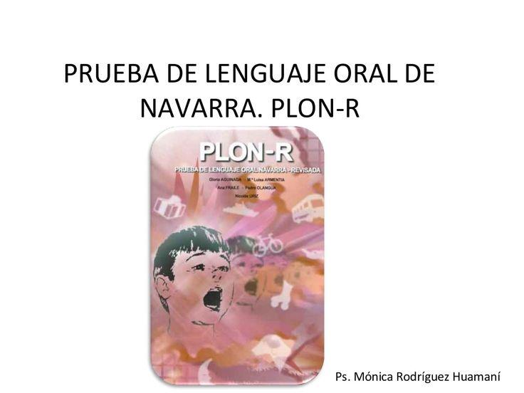 Prueba PLON-R