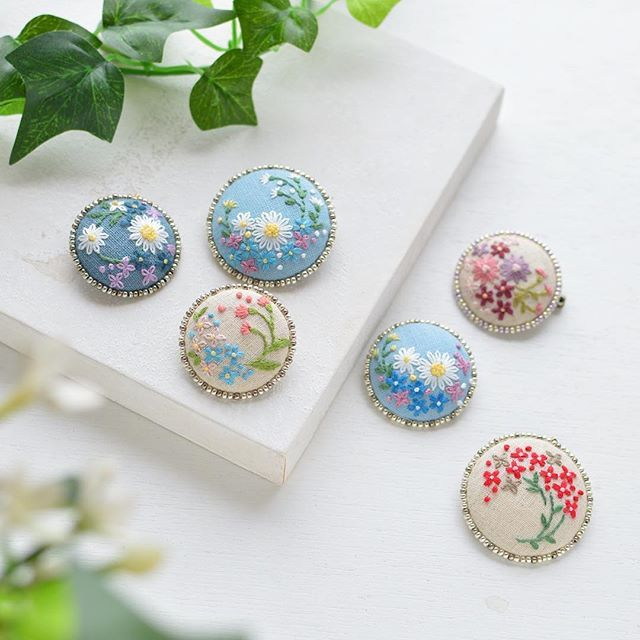Pretty buttons!